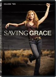 Saving Grace: Season Two DVD cover art
