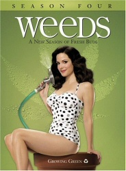 Weeds: Season Four DVD cover art