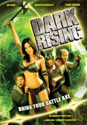 Dark Rising DVD cover art