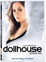 Dollhouse: Season One DVD cover art