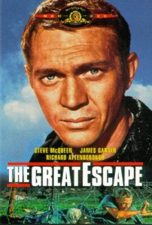 The Great Escape DVD cover art