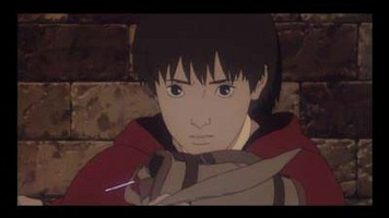jin-roh little red riding hood