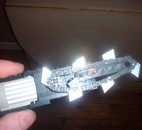 Lego chainsaw