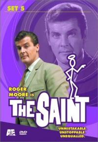 The Saint: Set 5 DVD cover art