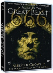 In Search of the Great Beast 666 DVD cover art