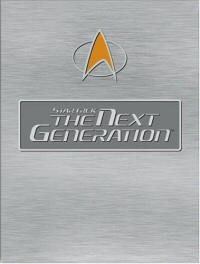 Star Trek: The Next Generation: The Complete Third Season DVD cover art