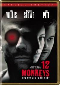 12 Monkeys DVD cover art