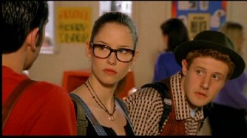 Chyler Leigh and Eric Jungmann: Not Another Teen Movie