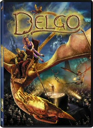 Delgo DVD cover art