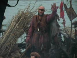 F. Murray Abraham as Lot in Noah's Ark