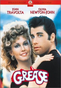 Grease DVD cover art