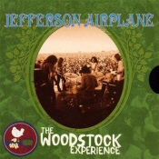 Jefferson Airplane Woodstock Experience CD cover art