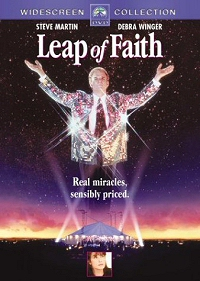 Leap of Faith DVD cover art