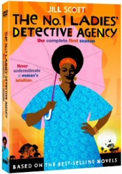 The No. 1 Ladies' Detective Agency: The Complete First Season DVD cover art