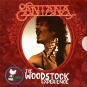 Santana Woodstock Experience CD cover art