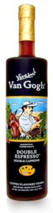 Vincent Van Gogh Double Espresso Coffee Flavored Vodka