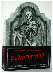 Fear Itself: The Complete First Season DVD cover art
