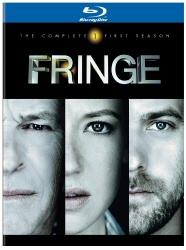 Fringe Season 1 Blu-Ray cover art