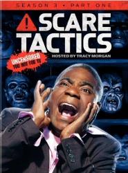 Scare Tactics, Season 3, Part 1 DVD cover art