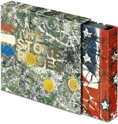 Stone Roses Legacy Edition CD/DVD cover art