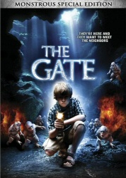 The Gate DVD cover art