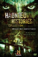 Haunted Histories: America's Most Haunted Places DVD cover art