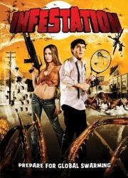 Infestation DVD cover art