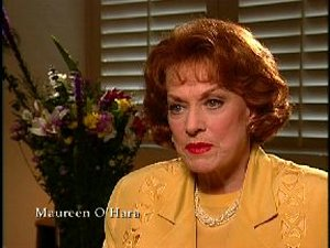 Maureen O'Hara from The Quiet Man Collector's Edition