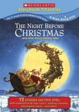 The Night Before Christmas DVD cover art
