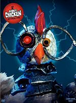 Robot Chicken, Vol. 1 DVD cover art