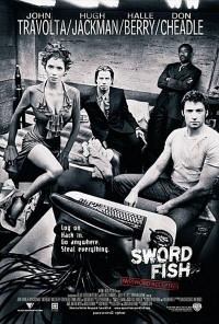 Swordfish movie poster