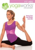 Yogaworks for Everybody: Fit Abs DVD cover art