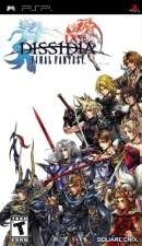 Dissidia: Final Fantasy for the PSP