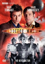 Doctor Who: The Next Doctor DVD