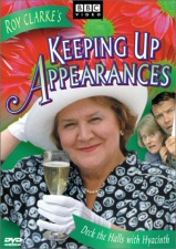 Keeping Up Appearances: Deck the Halls With Hyacinth DVD