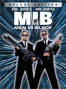Men in Black Deluxe Edition DVD