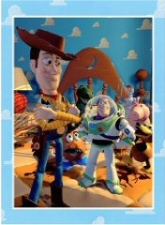 Toy Story: The Art and Making of the Animated Film book