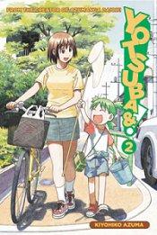 Yotsuba 2 cover art