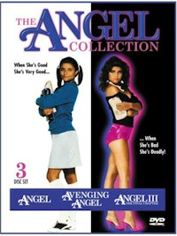 Angel Collection DVD cover