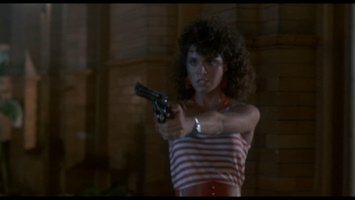 Betsy Russell is the Avenging Angel