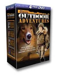 Classic Outdoor Adventures DVD cover