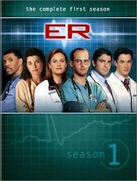 ER season 1 DVD cover