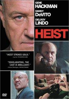 Heist DVD