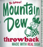 Mountain Dew Throwback Round 2 design