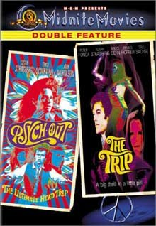 Psych-Out/The Trip DVD