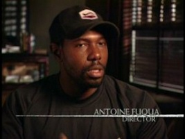 Antoine Fuqua, director of Training Day