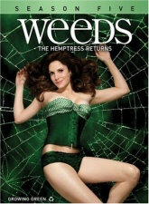 Weeds: Season Five DVD