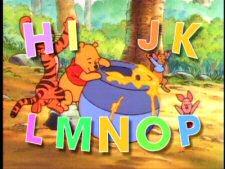 Winnie the Pooh: ABCs
