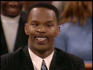 Jamie Foxx from The Jamie Foxx Show