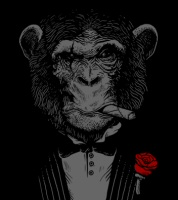 Monkey Business from Threadless